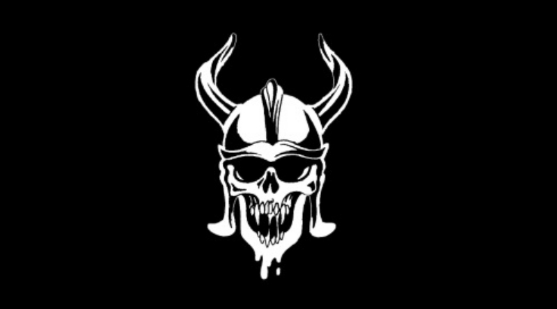 Wikinger Skull
