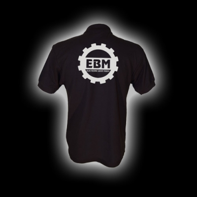 EBM 1 - Zahnrad - Polo-Shirt