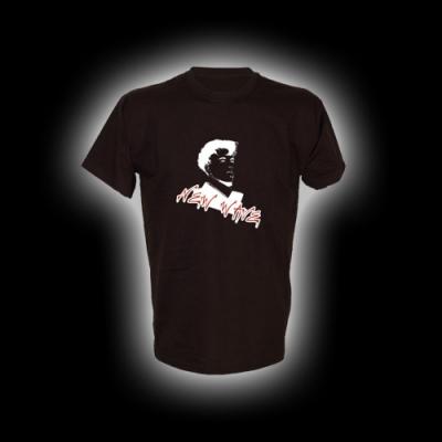 80s NEW WAVE BOY 2 - T-Shirt mit Rundhalsausschnitt