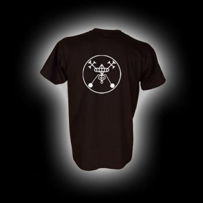 Symbol Bael - T-Shirt mit Rundhalsausschnitt