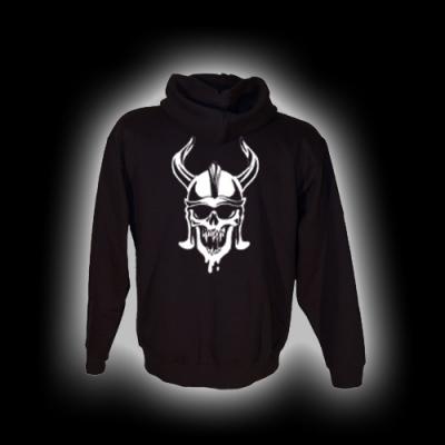 Wikinger Skull - Herren - Kapuzenjacke mit Reißverschluss