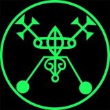 Symbol Bael - Damen Girlie-Shirt mit Rundhalsausschnitt