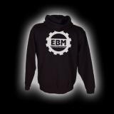 EBM 1 - Zahnrad - Herren - Kapuzenjacke mit Reißverschluss