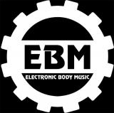 EBM 1 - Zahnrad - Damen Girlie-Shirt mit Rundhalsausschnitt