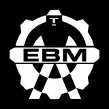 EBM 2 Keyboarder - Damen Girlie-Shirt mit Rundhalsausschnitt