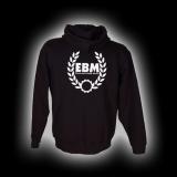 EBM 3 - Kranz - Herren - Kapuzenjacke mit Reißverschluss