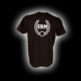 EBM 3 - Kranz - T-Shirt mit Rundhalsausschnitt