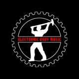 EBM 4 - Man mit Hammer - Herren - Kapuzenjacke mit Reißverschluss