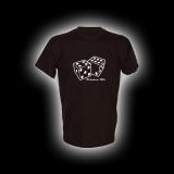 Fabulous 50s - T-Shirt mit Rundhalsausschnitt