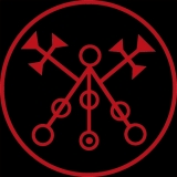 Symbol Marbas - Herren - Kapuzenjacke mit Reißverschluss