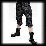 Herren - Shorts - Skull Grey - Weite 40