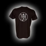 Symbol Botis - T-Shirt mit Rundhalsausschnitt