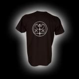Symbol Haures - T-Shirt mit Rundhalsausschnitt