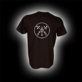 Symbol Marbas - T-Shirt mit Rundhalsausschnitt