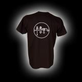 Symbol Zagan - T-Shirt mit Rundhalsausschnitt